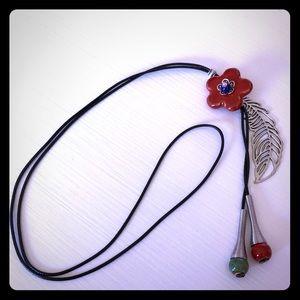 Beautiful NEW Bohemian Boutique Necklace Long